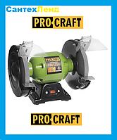 Точильный станок (точило)  Procraft PAE 1250 (200 круг)