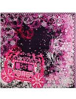 Платок женский шерсть в 6ти цветах B43-3197