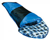 Спальный мешок Tramp NightLife индиго/черный R (TRS-046-R), фото 1