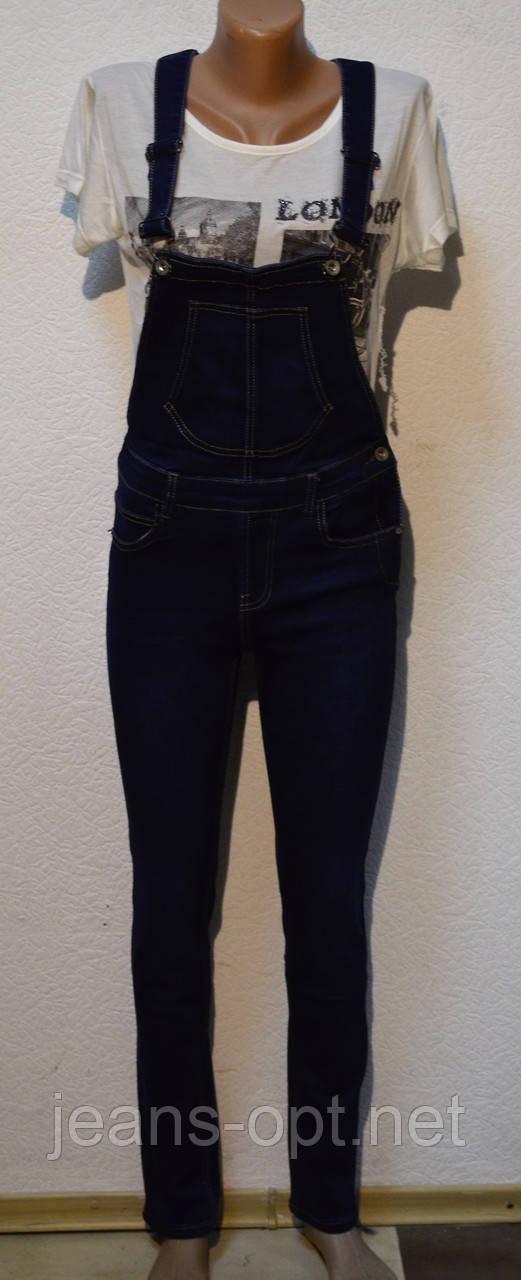 КОМБИНЕЗОН джинсовый женский Moon girl  GB6365-1