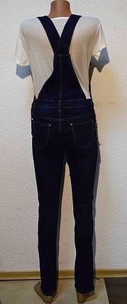 КОМБІНЕЗОН джинсовий жіночий Moon girl GB6365-1, фото 2