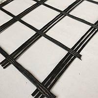 Геосетка для асфальтобетона DORMAT FG50/50 из стекловолокна