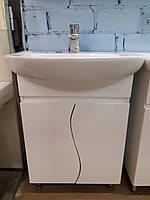 """Тумба с умывальником для ванной комнаты Cersanit - Libra 60"""""""