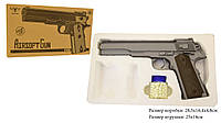 Детский игрушечный пистолет пластик+металл  2125