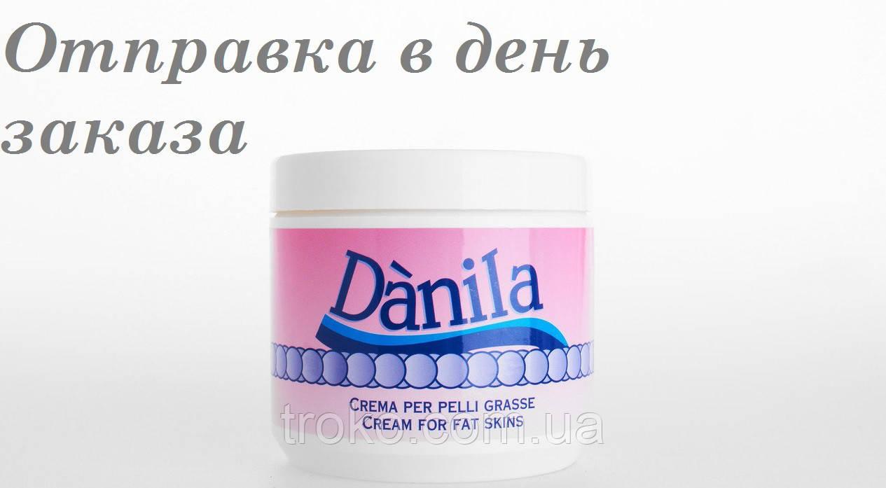 Лечебный крем для жирной кожи лица Dànila Punti di Vista 500 мл