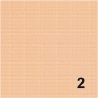Компактная крем-пудра mp-081 тон 02