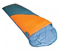 Спальний мішок Tramp Fluff оранжевий/сірий L/R (TRS-037)