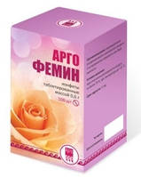 АРГОФЕМИН (климакс, приливы, потливость, онкология, миома, фибромиома, киста, полипы, эндометриоз, эрозия)