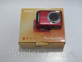 Фотоаппарат Canon PowerShot A495 (FZ-5521)