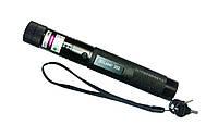 Мощная зеленая Лазерная указка 303,  Green Laser, лазер с ключами