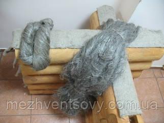 Утепление дома, бани с использованием утеплителя из льняного волокна