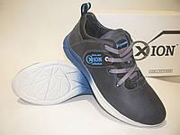 Туфли мужские кожаные демисезонные спорт-комфорт (кроссовки) OXION Urban slyle