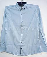 Рубашки мужские оптом Турция (M-3XL) в Одессе 7 км