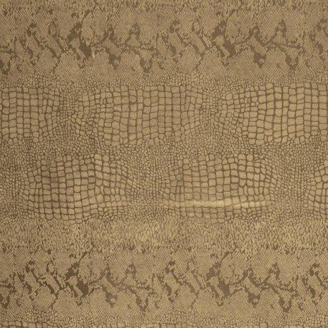 Ткань велюр Питон 8116