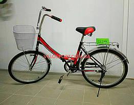 Складной велосипед Titan Десна 24 дюйма