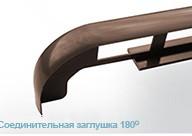 Соединитель для подоконника WDS  90/180 градусов