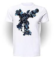 Футболка GeekLand Трансформеры Transformers Decepticon TF.01.003
