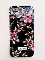 Силиконовый чехол Cath Kidston для iPhone SE/5S/5