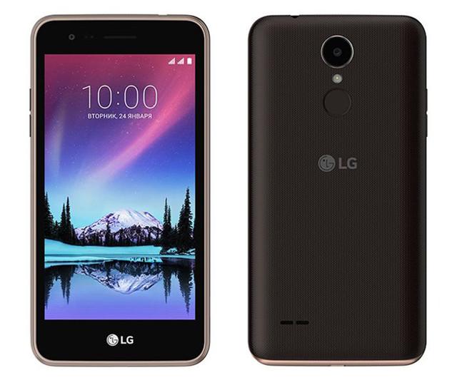 Чехол для LG K7 (2017) X230