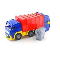 """Машина """"Акрос"""" сміттєвоз COLORPLAST 0565"""