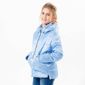 Демисезонные куртки для девочек (школьник)