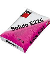 Стяжка для пола Baumit Solido E225 (толщина от 12-80 мм), 25 кг