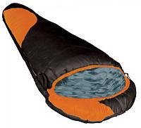 Спальний мішок Tramp Winnipeg оранжевий/сірий R/L (TRS-036-R )