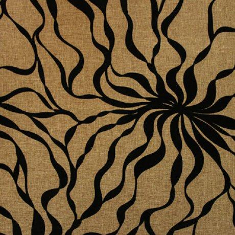 Ткань Жаккард Саванна Флок Brown 05, фото 2