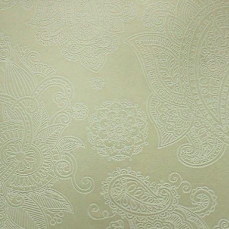 Ткань Флок Карелия 1 Ivori