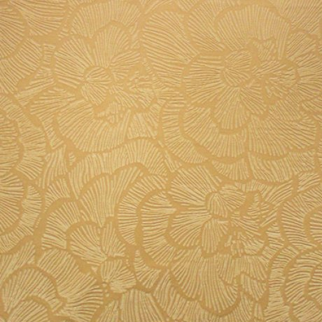 Ткань Флок Карелия Flower Cream, фото 2