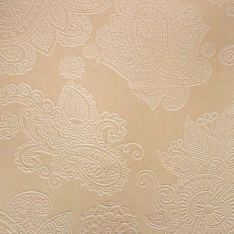 Ткань Флок Карелия 2 Cream, фото 2
