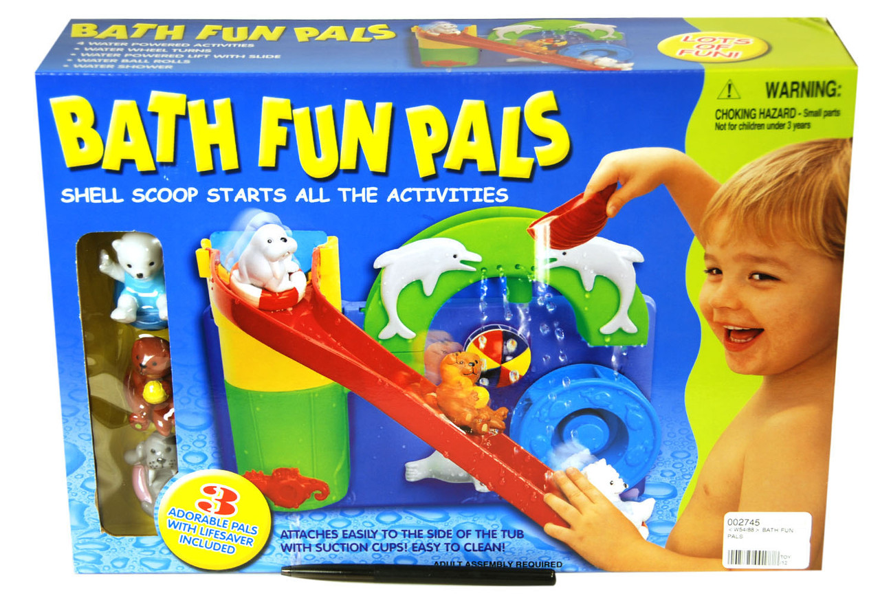 Игровой набор для купания Аквапарк