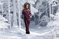 Зимний костюм на овчинке