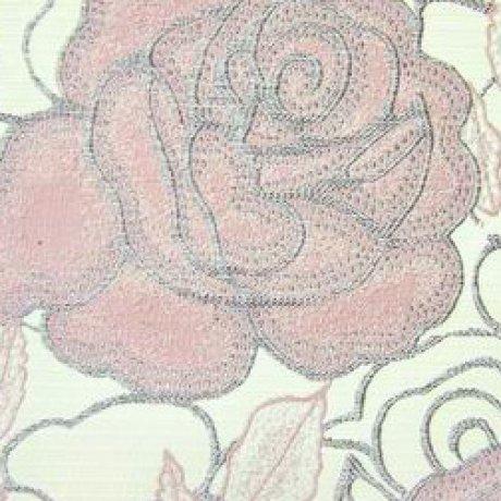 Ткань жаккард Виано Pink 301, фото 2