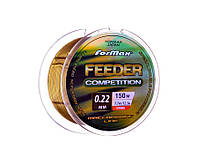 Леска ForMax Feeder Competition 0.22мм