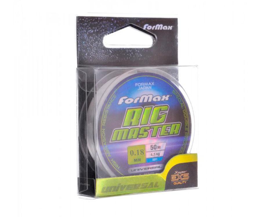 Леска ForMax Rig Master 0.18мм