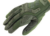 Перчатки тактические Mechanix M-Pact олива