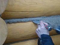 Конопатка для деревянного дома