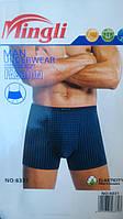 Трусы боксеры мужские Mingli 6331