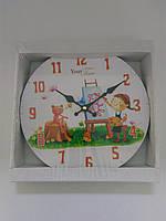 """Часы настенные детские """"Художница"""", кварц"""