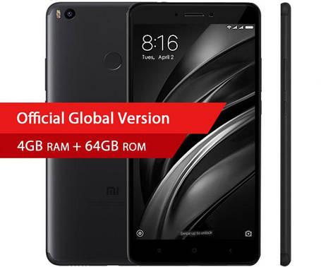 Мобильный телефон Xiaomi Mi Max 2 4/64Gb Global , фото 2