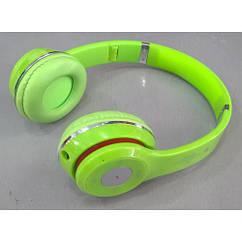 Bluetooth наушники Beats S460 Салатовый