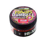 Бойлы Carp Pro Dumbell Pop-ups Mango-Peach 8mm