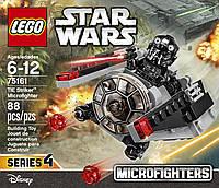 Конструктор Lego Star Wars Микроистребитель Ударный истребитель СИД 75161