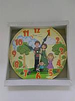 """Часы настенные детские """"Семья"""", кварц"""