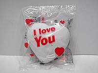 Пряничное сердце в глазури Gran-Pic, 30гр.