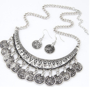 Набор Монеты состаренное серебро tb1198