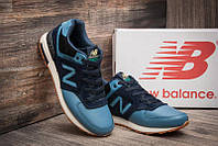 Кросівки чоловічі New Balance 754, темно сині з синім. 41-46р