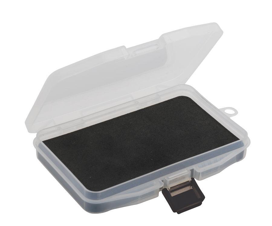 Коробка для блесен и мормышек Flagman со вставкой