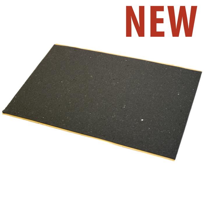 Шумоизоляция авто Acoustics Faton 4 Black (100х50см, 4мм)